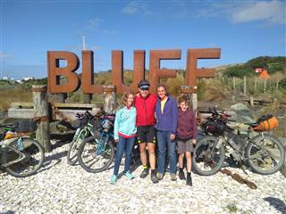 Photo of Tour Aotearoa 2018: Rider Ed Bickerstaff