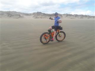 Photo of Tour Aotearoa 2018: Rider Orange Roughy